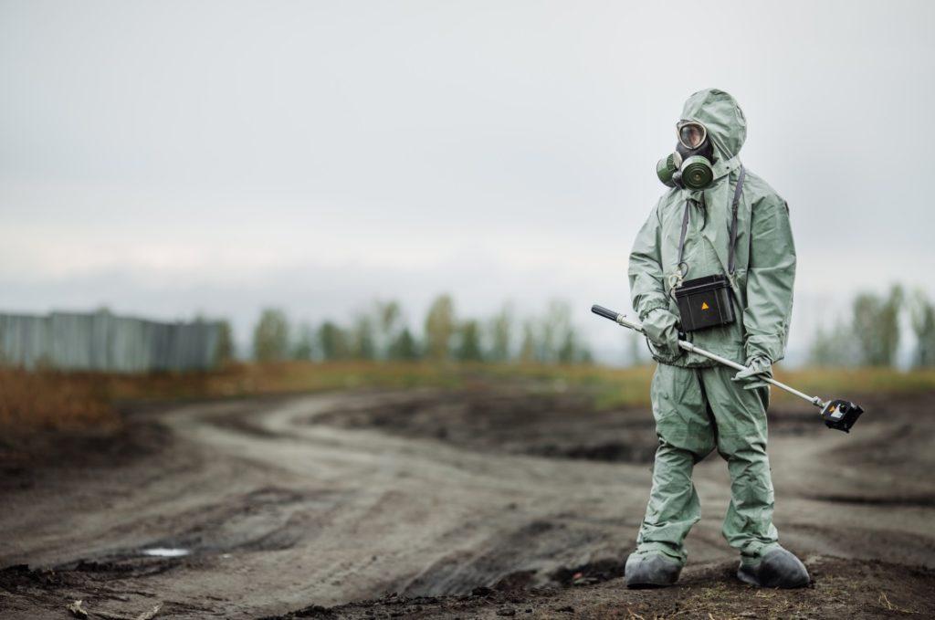 Пенсия ликвидаторам-чернобыльцам