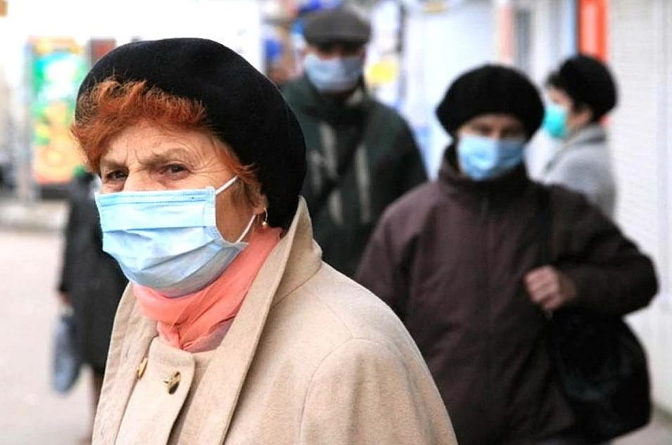 Где пенсионеру купить медицинскую маску для лица