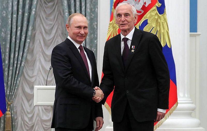 Звание Герой труда России