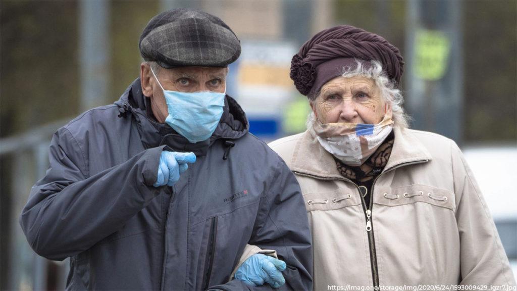 Карантин для пенсионеров в ноябре