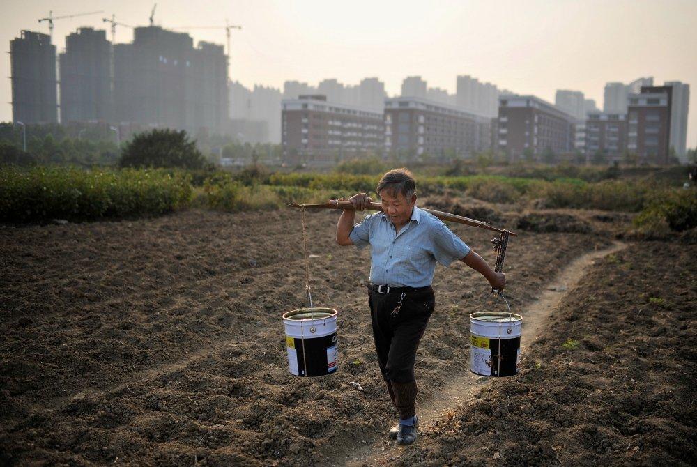 Какая пенсия в Китае