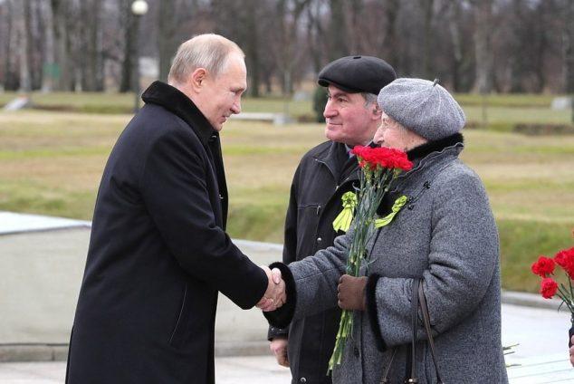 Прибавка к 75-летию Победы
