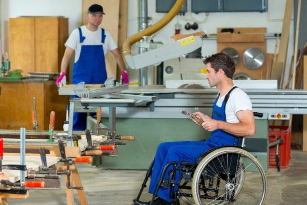 Пенсии работающим инвалидам