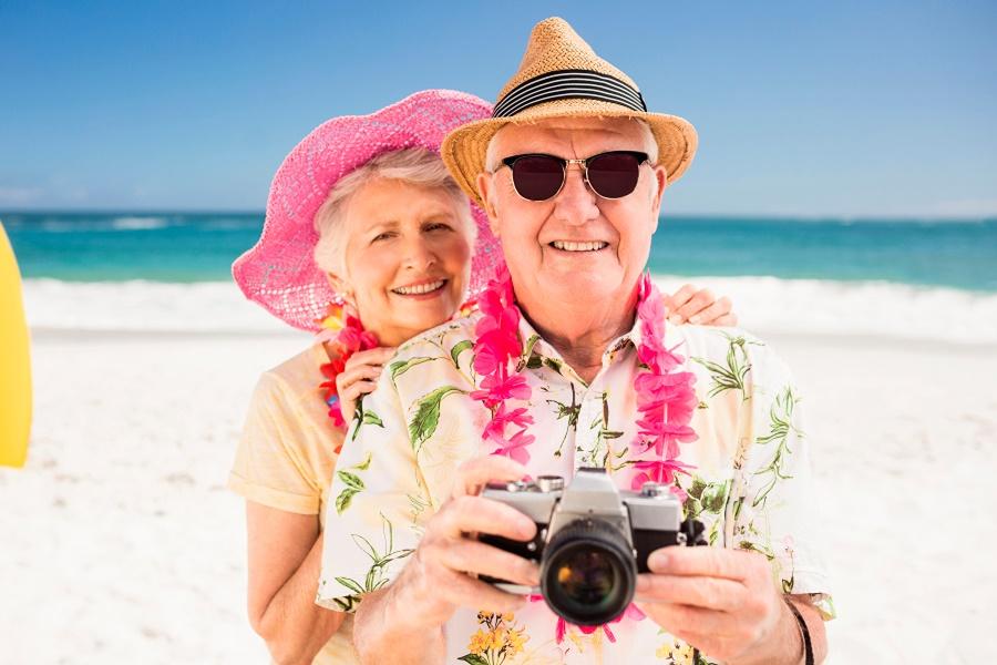 Туры для пенсионеров в бархатный сезон